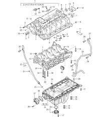 porsche cayenne parts m48 00 50 crankcase single parts
