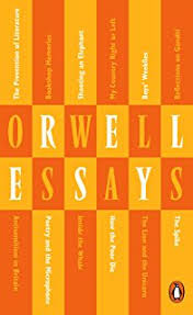shooting an elephant and other essays de george orwell essays penguin modern classics