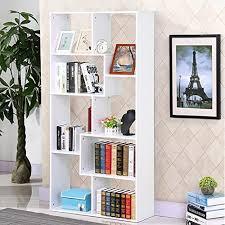bookshelf for living room. go2buy modern casual bookcase multi cube bookshelf hollow core display shelf storage shelves shelving unit (white) for living room