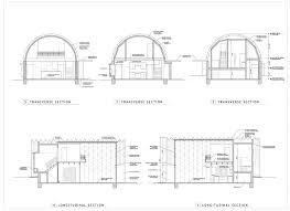 Quonset Hut House Designs Quonset Hut House Design Loft Guest House Clever Moderns