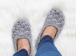 Free Crochet Slipper Patterns Gorgeous How To Make Easy Crochet Slippers Free Crochet Pattern Crochet Dreamz