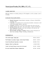 RESUME. Nanci-jeanFranks, BA, BBA, CC, CL. CAREER OBJECTIVE BBA Hon ...