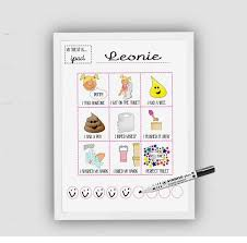 Printable Potty Training Sticker Chart Kozen
