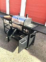 outdoor gourmet outdoor gourmet gas charcoal outdoor gourmet pro 7 burner grill outdoor gourmet griddle outdoor