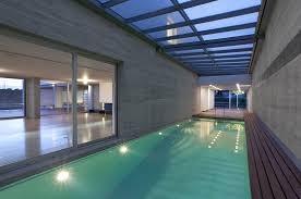 indoor outdoor pool house. Outdoor Pool In Contemporary House Swimming Plans Part Three Season Room Additions Arafen Pleasant Indoor N