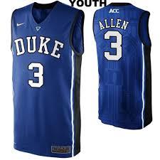 Duke Devils Jersey Duke Blue Blue