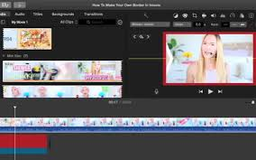 How To Add Border To Video