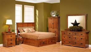 Solid Wood Bedroom Furniture   5