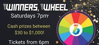 Cash Raffles Winners Wheel Cash Raffle