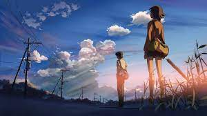 Aesthetic Anime Laptop Wallpapers - Top ...