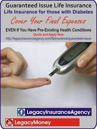 Diabetes Life Insurance Quotes Delectable Guaranteed Issue Life Insurance Life Insurance For Those With