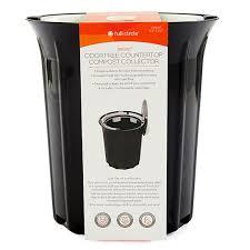 countertop compost collector 0 85 gallon image title