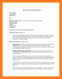 8 Formal Letters Examples Pdf My Blog