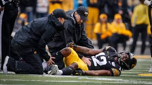 Injured Wide Receiver Brandon Smith Not Listed On Iowas