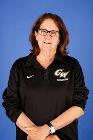 Wendy Lawrence - Women's Squash Coach - George Washington University  Athletics