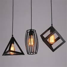 nordic iron industry vintage home decor pendant light fixtures restaurant dd 30
