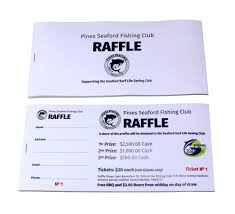 sample raffle ticket designs budget raffle tickets 08 fishing club · educational charity raffle ticket