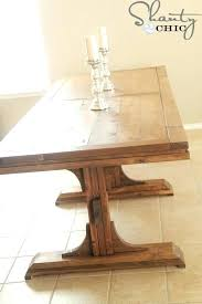 diy wood table base how to build a pedestal table base in wow home designing diy