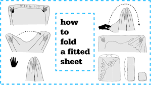 How To Fold A Fitted Sheet Painlessly Davis Apartments Tandem