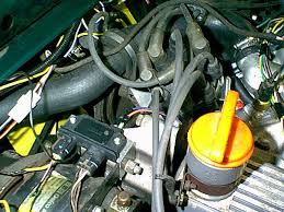 wedgeparts triumph tr8 gm throttle body fuel injection tbi the gm tbi system requires a distributor a magnetic pickup mechanical and vacuum advance systems are disabled or deleted since timing control is done