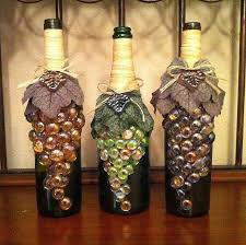 Wine Bottle Decorations Handmade Remarkable Thanksgiving Wine Bottle Decorations Images Best 60