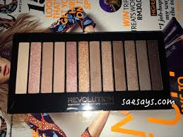 this is how the palette looks like