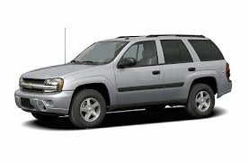 2005 Chevrolet TrailBlazer New Car Test Drive