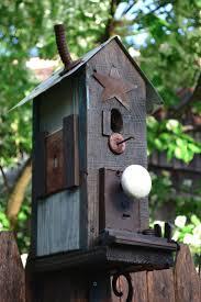 Rustic Birdhouses 11118 Best Bird Houses Images On Pinterest
