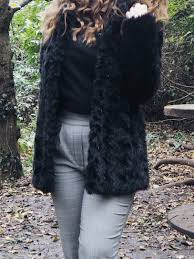 faux fur coat primark shoes primark