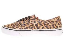 vans shoes white and brown. vans authentic leopard classic casual shoes white / brown rainbow select 1 | ebay and