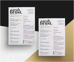 023 Resume For Graphic Designer Sample Resumes Eye Catching
