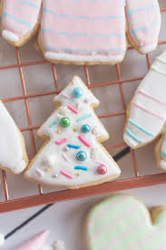 The great thing about using royal icing for sugar cookies is that it dries hard, so you can package and gift your treats without worrying about the icing getting damaged or smudged. Sugar Cookies With Royal Icing Cup Of Ambition