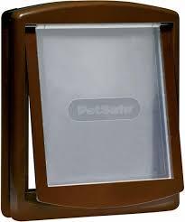 petsafe staywell 2 way locking pet door