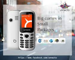Unnecto Primo 3G- Big fun in small ...
