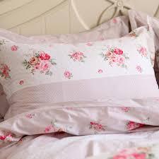 sweet rose duvet cover set