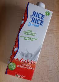 Rijstdrank gezond