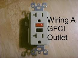 wiring multiple gfci outlets diagram images how to wire gfci outlets in series how to install a gfci