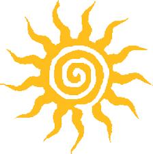 Výsledek obrázku pro sluníčko gif