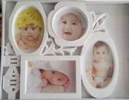 baby collage frame baby collage photo frame babys my first year multi maker gift new