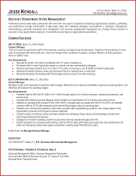 Beautiful Assistant Store Manager Resume Excuse Letter