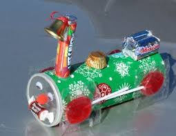 148 Best Recycled U0026 Repurposed Christmas Crafts Images On Christmas Crafts From Recycled Materials
