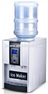 bullet ice maker water dispenser with ice maker 2 in 1 countertop pellet ice maker for home