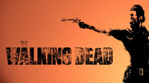 rick and the walking dead wallpaper