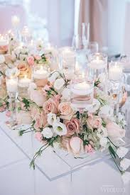 60 Prettiest Wedding Flower Decor Ideas Ever (No, Really)   White wedding  flowers, Wedding centerpieces and Centerpieces