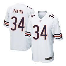Walter Payton White Walter Payton Jersey Jersey White