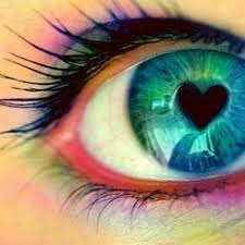 Image result for heart in eyeball free images