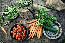garden fresh vegetables without the garden