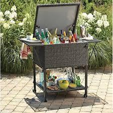 amazing outdoor buffet cabinet 6 storage