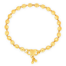 Kalyan Jewellers Anklets Designs With Price Gold Anklet Buy Gold Anklet Designs For Kids Online
