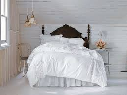 Shabby Chic Headboard Bedroom Excellent Chic Bedroom Decor With White Wall And